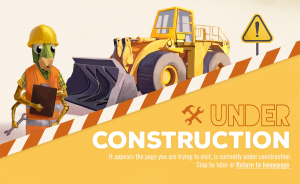 Ojie under-construction